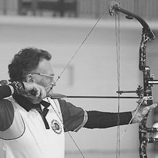 Bernard Bourgeais les archers de cent noix