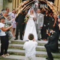 Quand un archer se marie