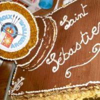 Saint Sébastien 2010 - le gâteau