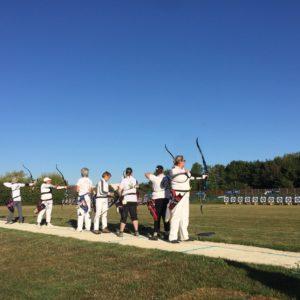 Finale Division Départementale Tir à l'Arc 2019 Argenteuil Les Archers de Cent Noix